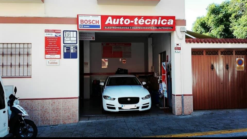 Auto-técnica
