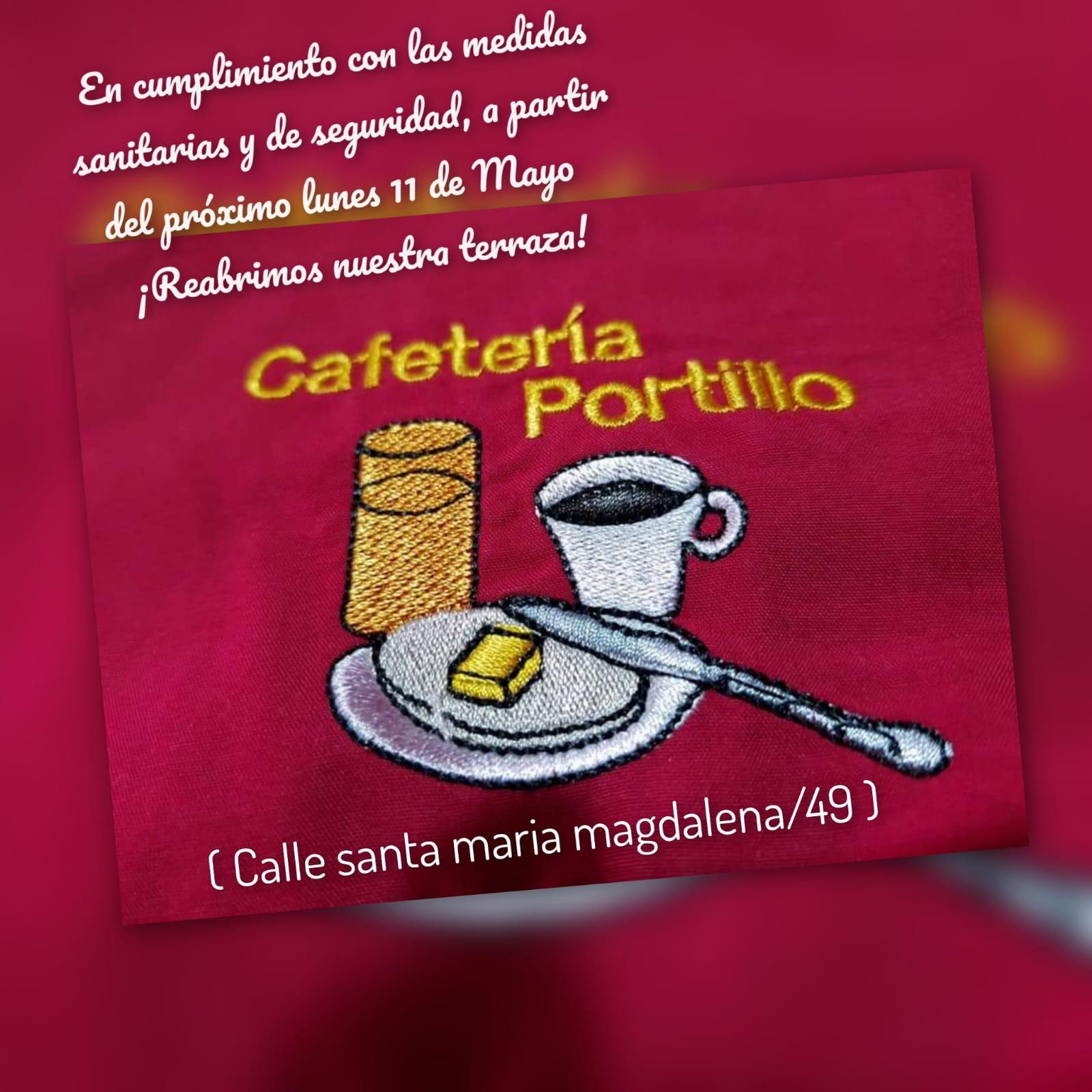 CAFETERÍA PORTILLO