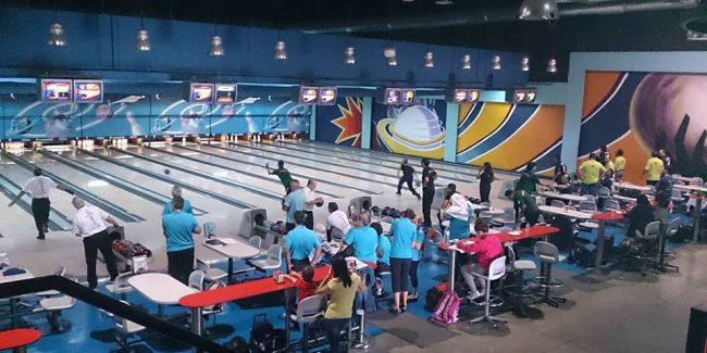 Galactic Bowling Dos Hermanas