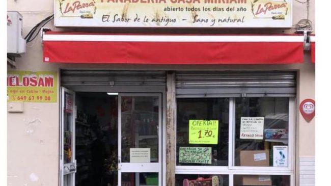 Panadería Casa Miriam