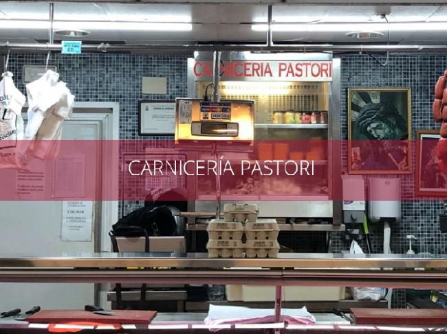 CARNICERÍA PASTORI