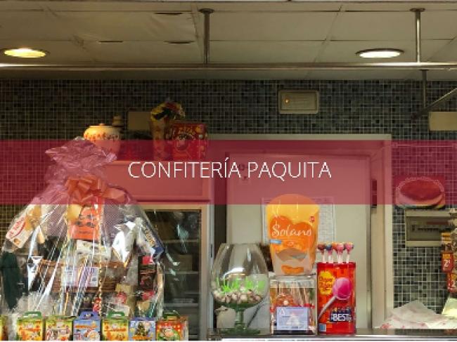 CONFITERÍA PAQUITA