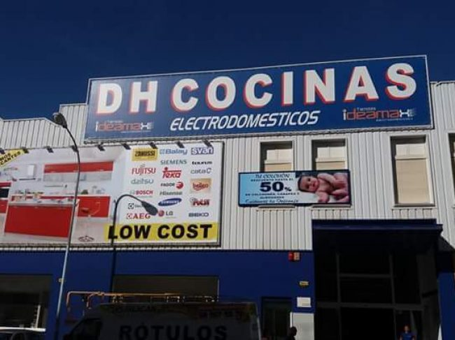 DH Cocinas DH Factori