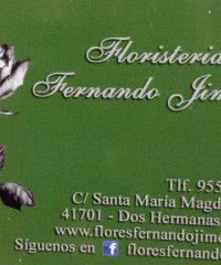 Floristería Fernando Jiménez
