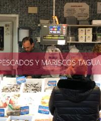 PESCADOS Y MARISCOS TAGUA