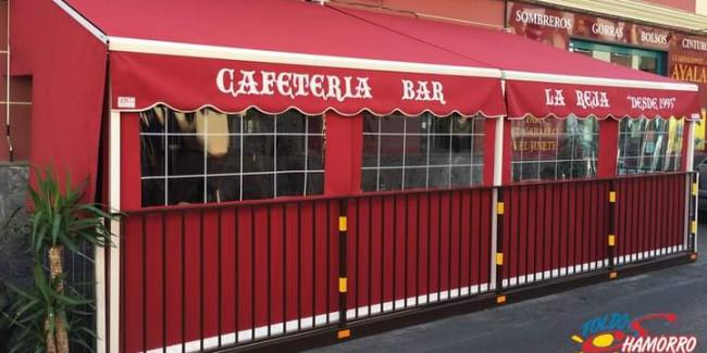 CAFÉ BAR LA REJA