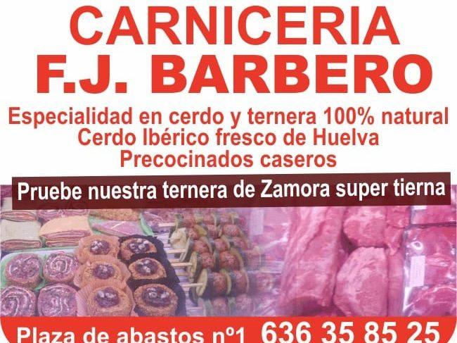 CARNICERÍA F. J. BARBERO