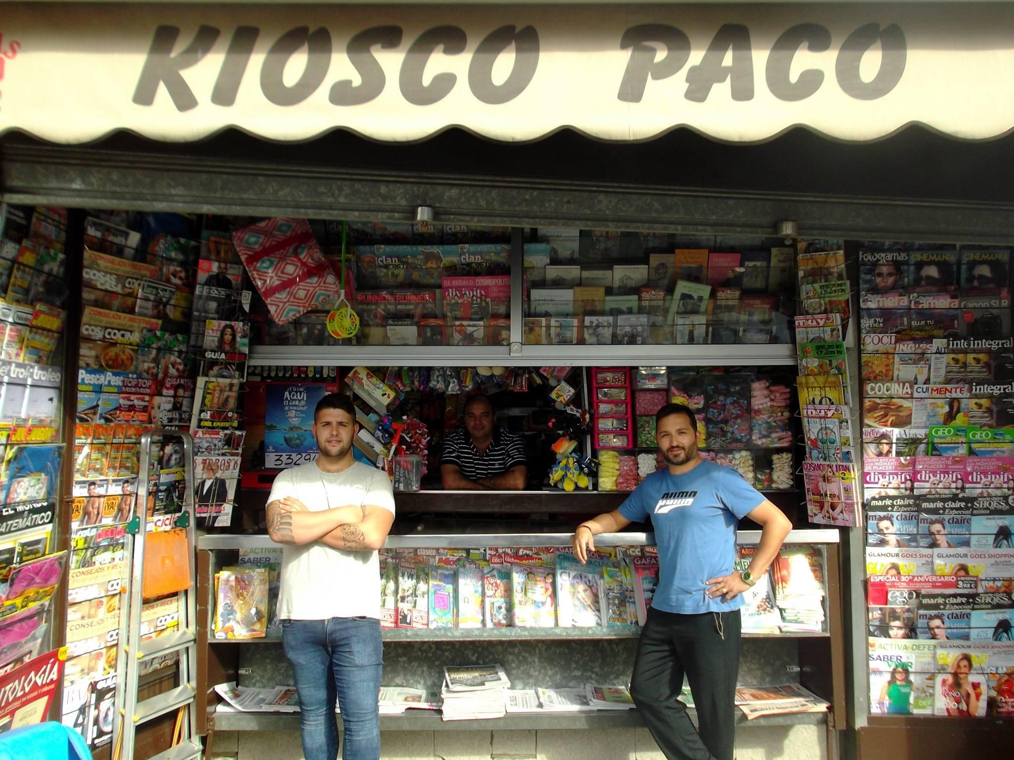 KIOSCO PACO